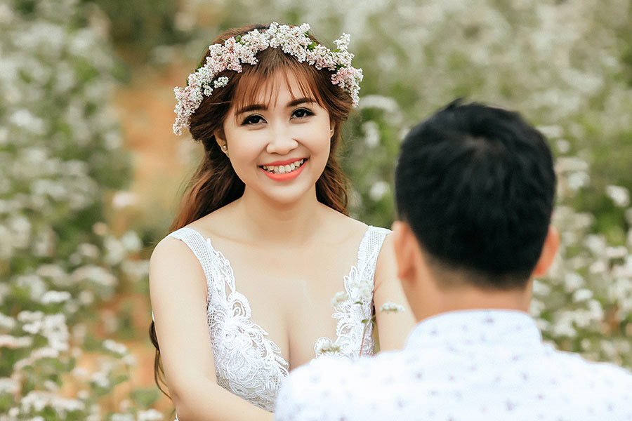 Album hình cưới đẹp Đà Lạt: Love Story