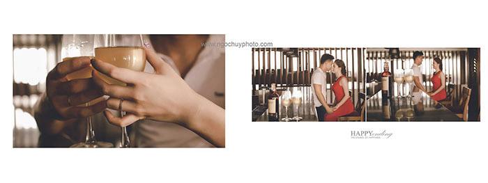 5 bước để cùng Ngọc Huy chụp ảnh thật đẹp với nhẫn đính hôn