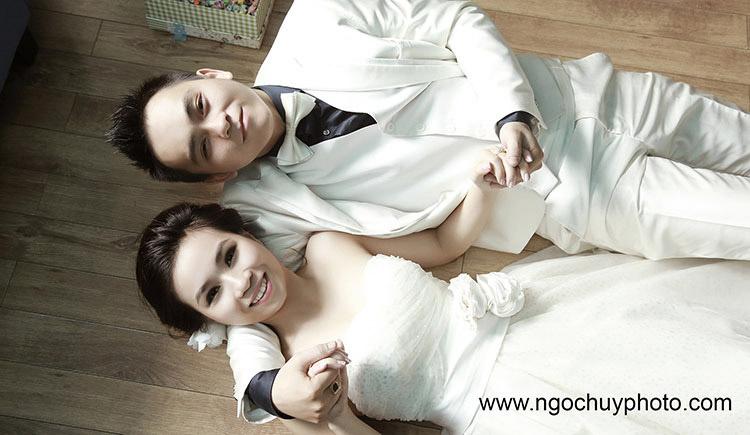 7 cách để có bức ảnh cưới siêu dễ thương