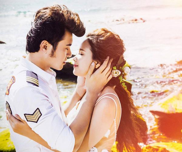 Ảnh cưới lãng mạn của diễn viên Phương Hằng - Anh Tâm