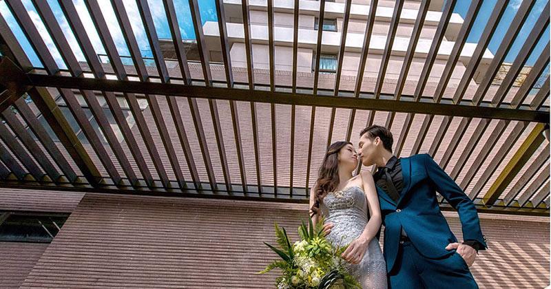 Tiết kiệm hơn với gói chụp hình cưới phim trường và nội thành Sài Gòn