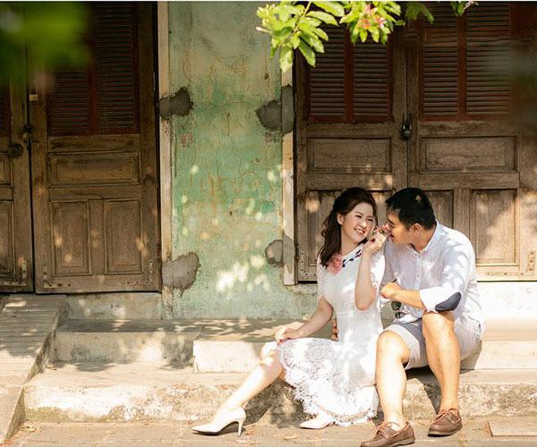 Sự trở lại tuyệt vời của album cưới ngoại cảnh Đà Nẵng