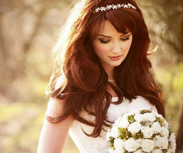 Chọn kiểu tóc cô dâu theo 12 cung hoàng đạo