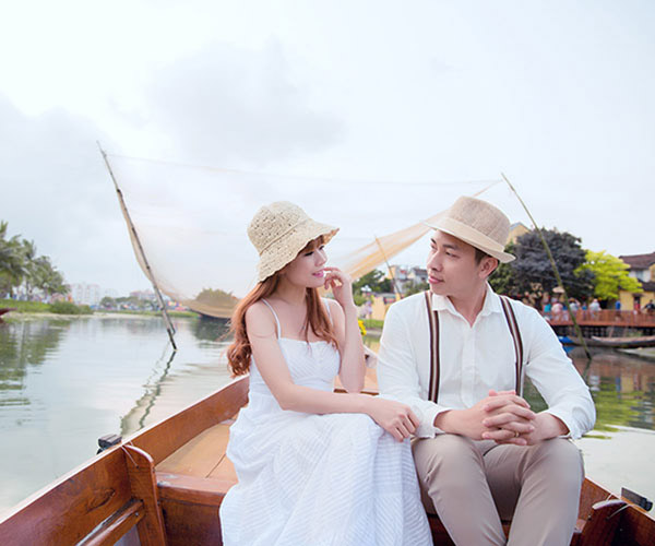 Chọn chụp ảnh cưới Đà Nẵng để có album ưng ý