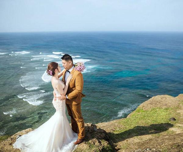 Album cưới đơn giản mà ấn tượng tại đảo Lý Sơn