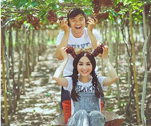 Album cưới phong cách trẻ trung, nhắng nhít từ Ngọc Huy