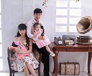 Xu hướng chụp ảnh mới: Chụp ảnh gia đình