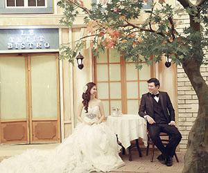 Ấn tượng ảnh cưới phim trường của Ngọc Huy Photo