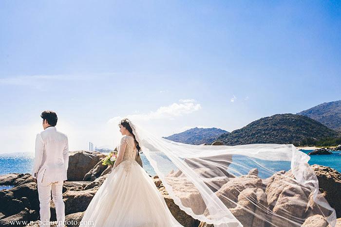Phát sốt với album ảnh cưới đẹp dọc miền Trung của Ngọc Huy
