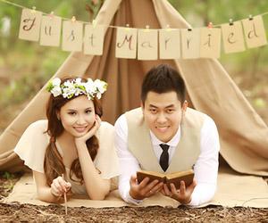 Dự thi ảnh cưới đẹp: Ngày hạnh phúc