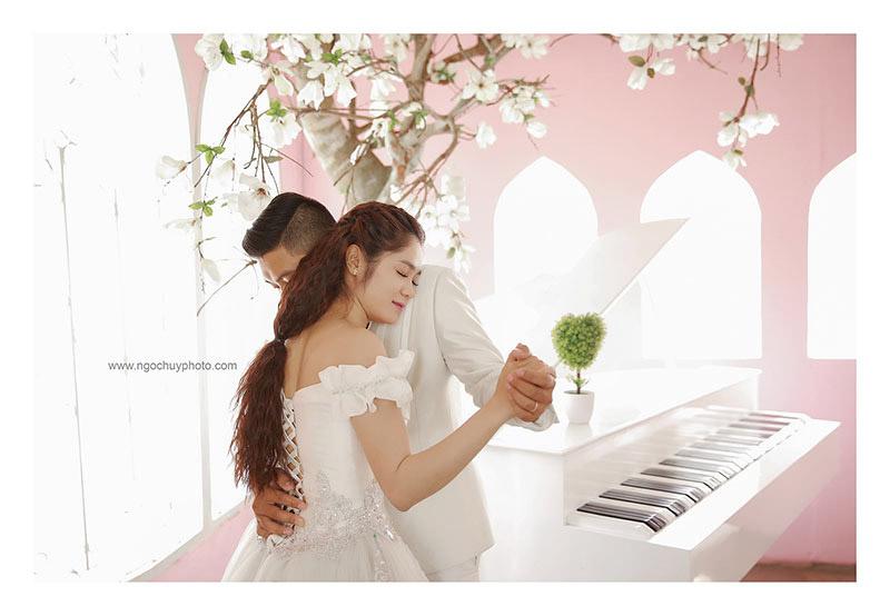 Ảnh cưới đẹp tphcm