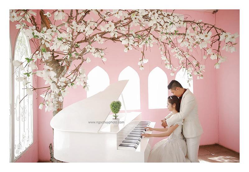 Ảnh cưới đẹp ami