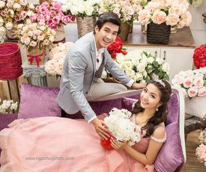 Đám cưới - Kết tinh của tình yêu và hạnh phúc