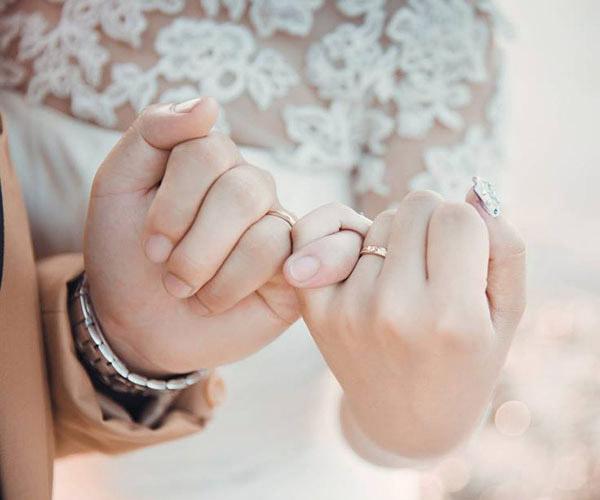 Ảnh cưới Ngọc Huy - Cảm xúc từ những đôi tay biết nói