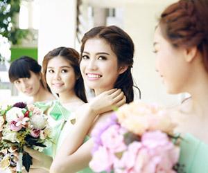 Tôn Tuyền, Ngọc Thuận gợi ý xu hướng chụp hình cưới 2015