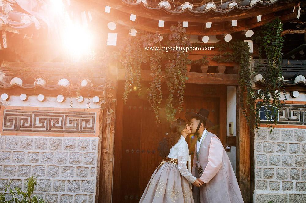 Bật mí những thứ cần chuẩn bị để có ngay bộ ảnh cưới tự nhiên Hàn Quốc