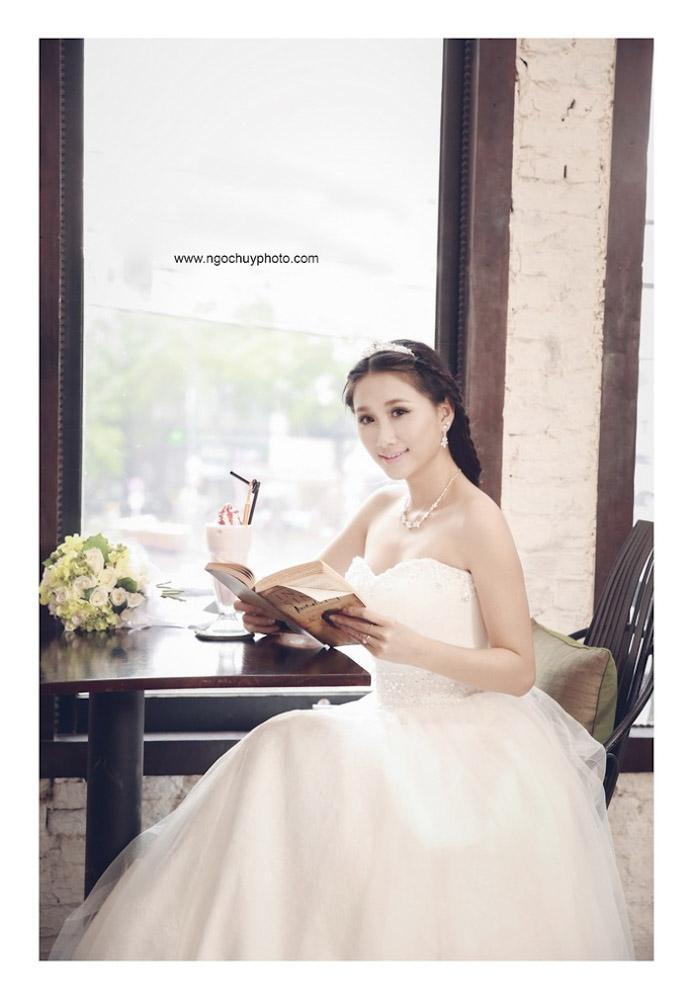 Xu hướng Áo cưới 2015 tại Ngọc Huy Studio