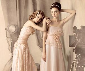 Áo cưới ánh hồng ngọt ngào