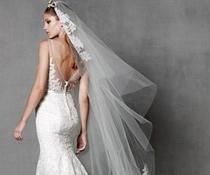 Áo cưới cho cô dâu hiện đại