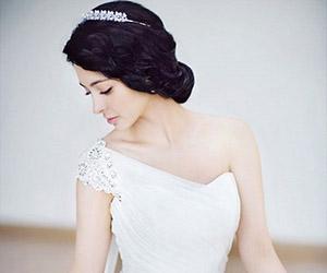 Áo cưới đẹp cho vòng 1 khiêm tốn