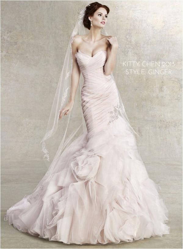 Áo cưới đuôi cá đẹp gợi cảm