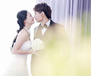 Bộ ảnh cưới đẹp lung linh