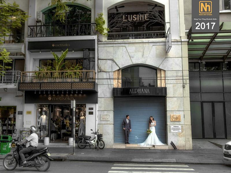 3 bí quyết chụp ảnh cưới đẹp tự nhiên cô dâu mới nên biết