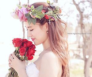 Cho cô dâu thêm xinh với mẹo chăm sóc tóc