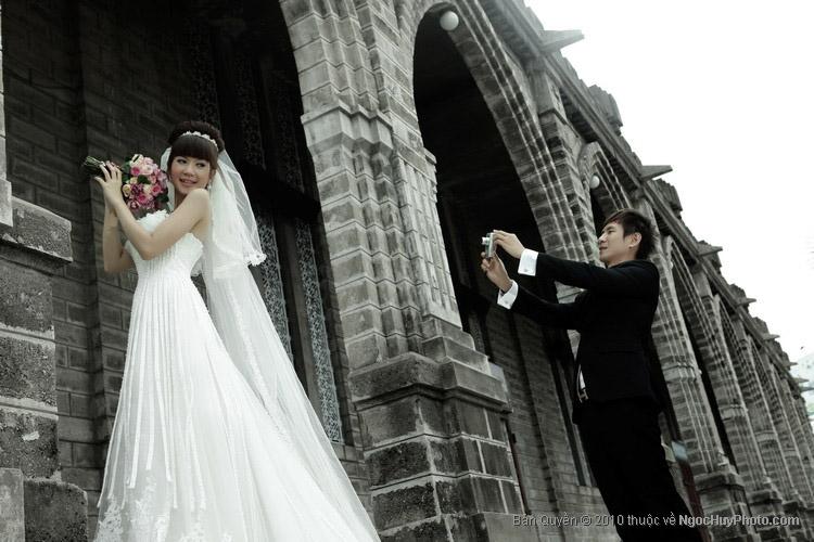 Cho thuê áo cưới đẹp tại TP.HCM