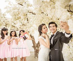 Đỗ Long Stylish tư vấn xu hướng chụp hình cưới Hàn Quốc