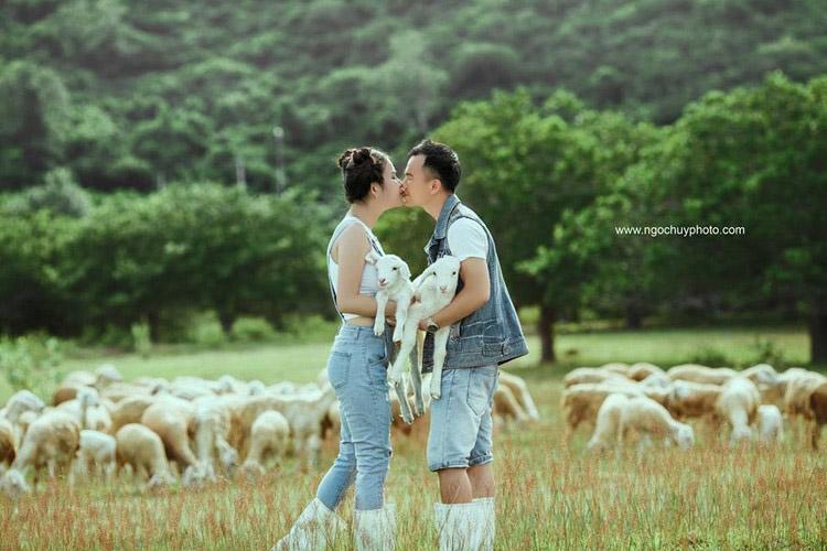 Phát sốt với top những địa điểm chụp ảnh cưới đẹp như thiên đường tại Phan Rang