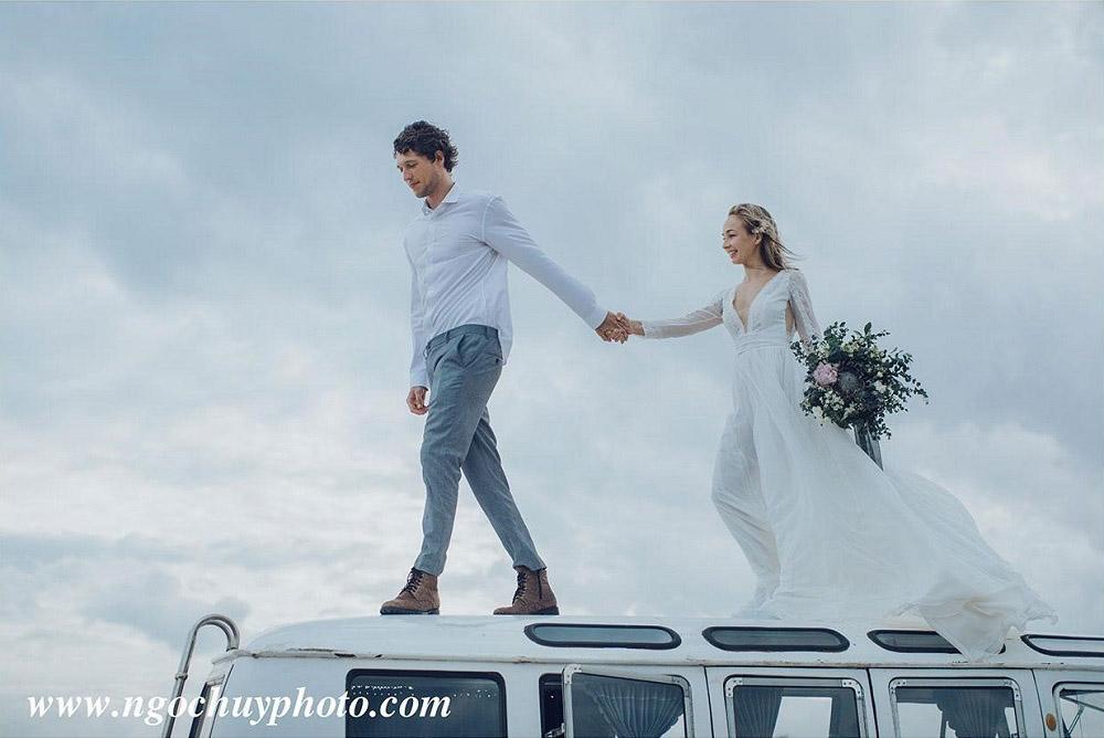 Mách bạn 4 lưu ý để chụp ảnh cưới đẹp vô cùng đơn giản