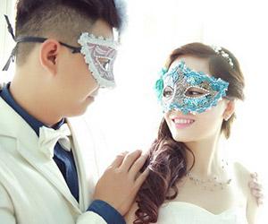 Chụp ảnh cưới Halloween với Ngọc Huy Studio