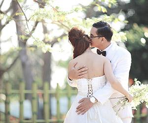 Gói ưu đãi lớn từ Ngọc Huy Studio - Chụp ảnh cưới với mùa hoa anh đào