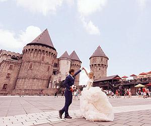Chụp ảnh cưới ở xa - Xu hướng ngày càng phổ biến