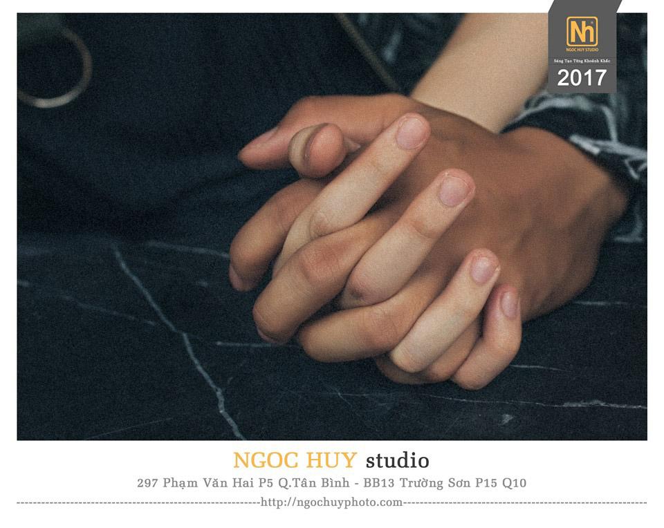 Chụp ảnh cưới thông minh cùng Ngọc Huy Studio