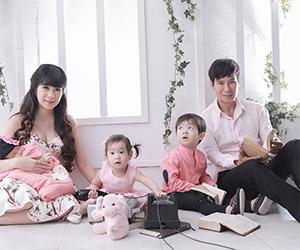 Những đặc điểm giúp chụp ảnh đẹp bên gia đình