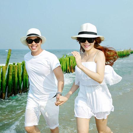 Tại sao phải chọn trang phục chụp hình cưới tông trắng?