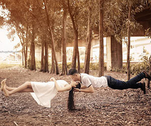 Flying With Love cùng Ngọc Huy Studio