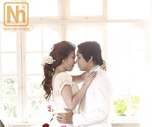 """Những điểm chụp hình cưới siêu """"hot"""" tại Đà Lạt"""