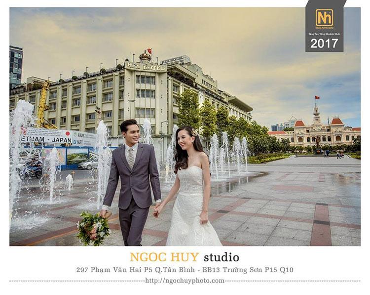 chụp hình cưới ngoại cảnh giá rẻ mà đẹp