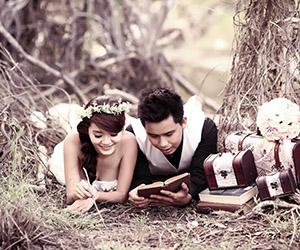 Chụp hình cưới phong cách cổ điển