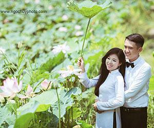 Chụp hình cưới và những điều bạn cần biết