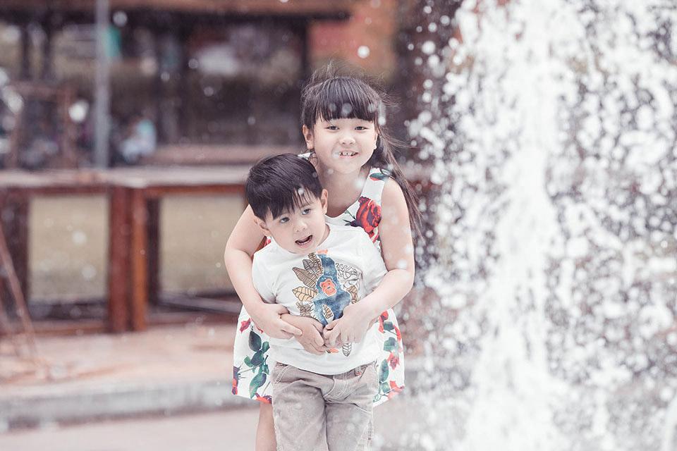 Chụp hình trẻ em