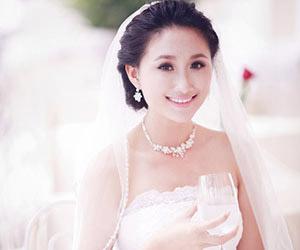 Thanh Nhàn - Top 10 Miss Ngôi Sao - cô dâu hiện đại