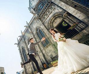 Đà Nẵng: Thiên đường của những tuyệt tác ảnh cưới