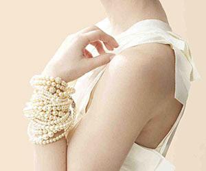 Đeo trang sức cưới đúng chuẩn vintage