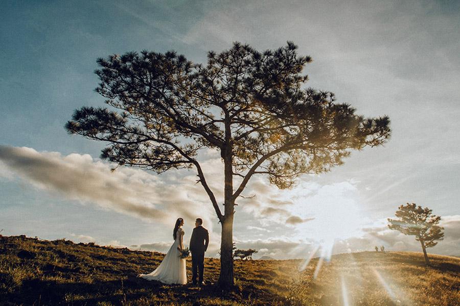 Địa điểm chụp hình cưới đẹp 2018