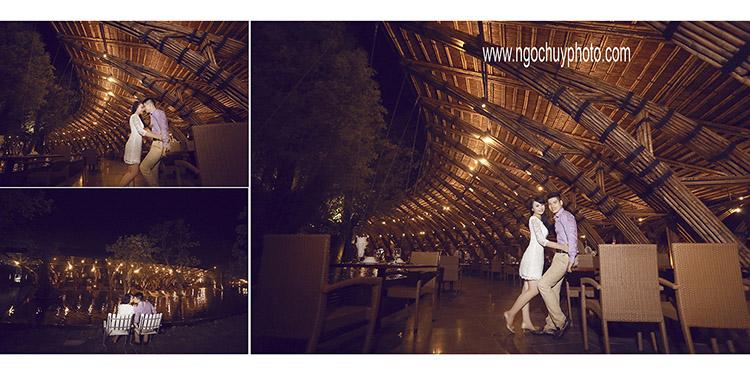 Địa điểm chụp hình cưới đẹp ở Hà Nội