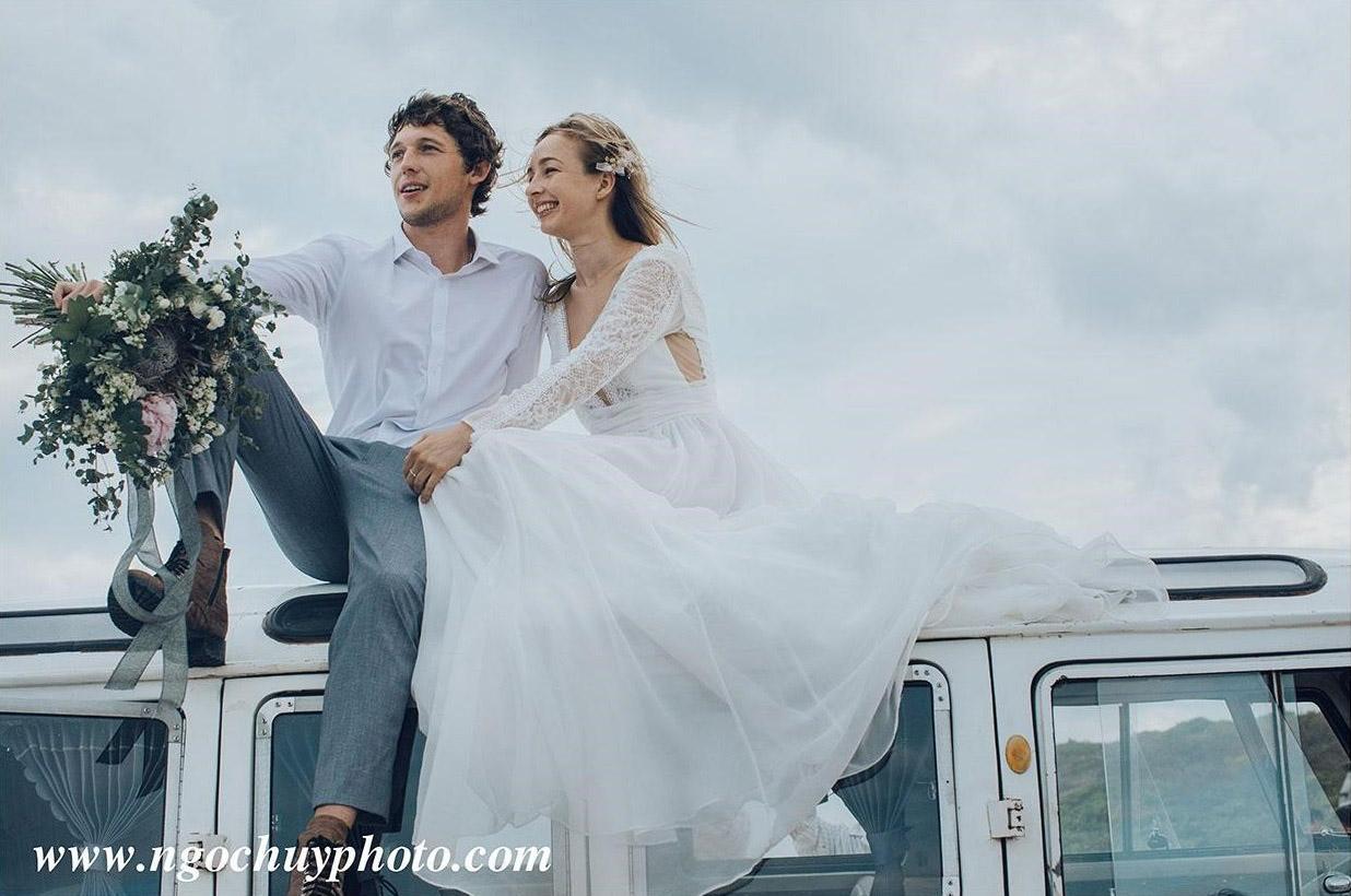 Top 3 địa điểm chụp ngoại cảnh đẹp dành cho các cặp vợ chồng không thể bỏ qua